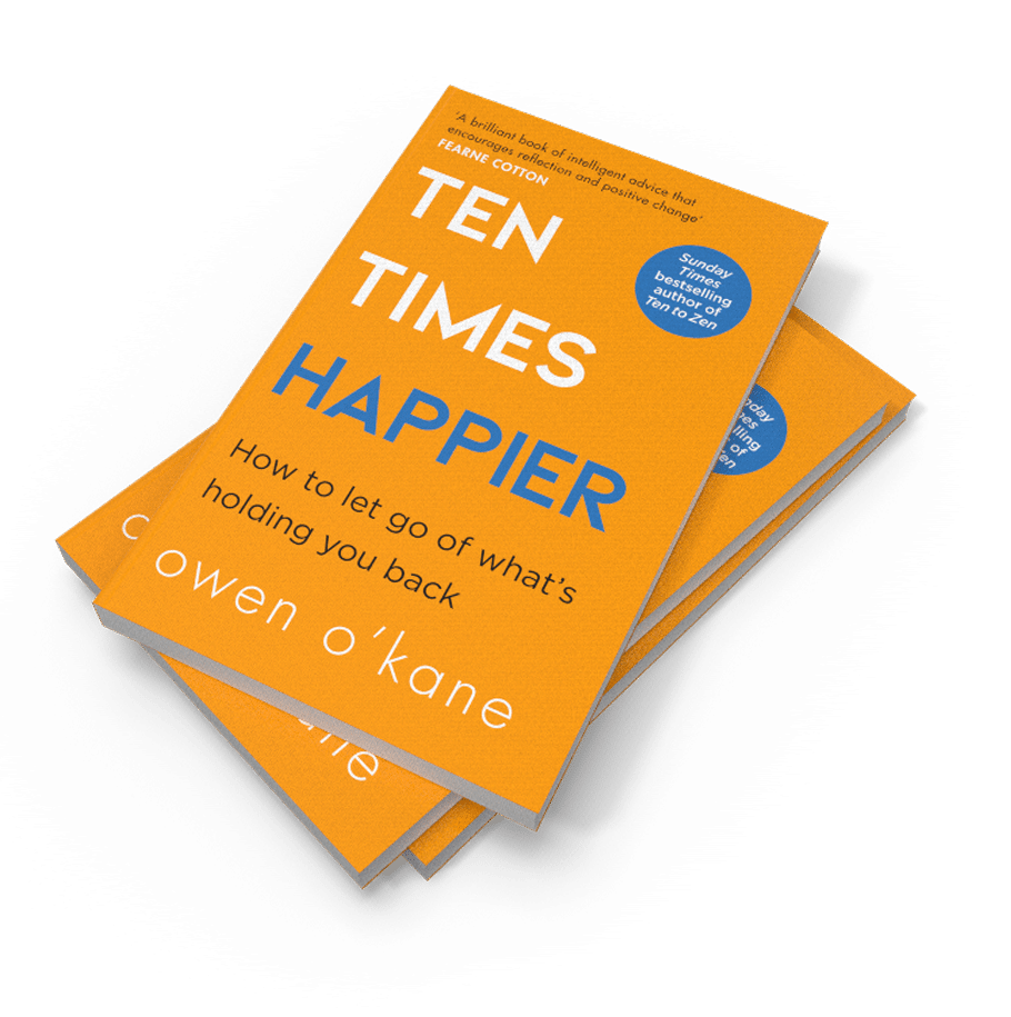Stress management and mental health book Ten To Zen